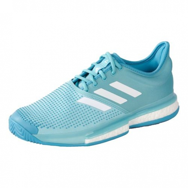 Adidas Scarpa uomo SoleCourt Boots M x Parley