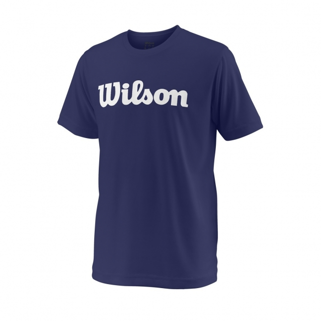 Wilson Team Script tech tee junior unisex