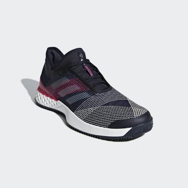 Adidas Scarpa Adizero Ubersonic 3 Clay Uomo