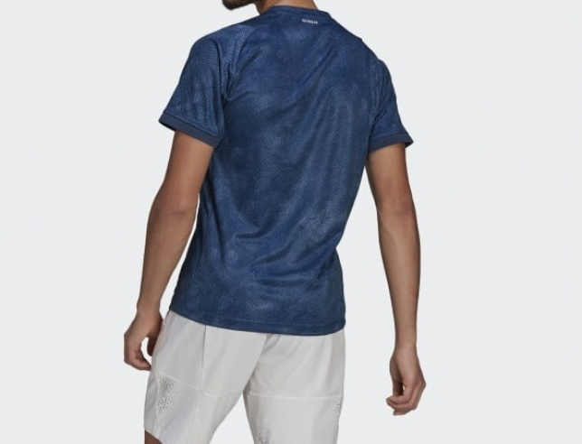 Adidas  T-SHIRT  FREELIFT PRINTED PRIMEBLUE