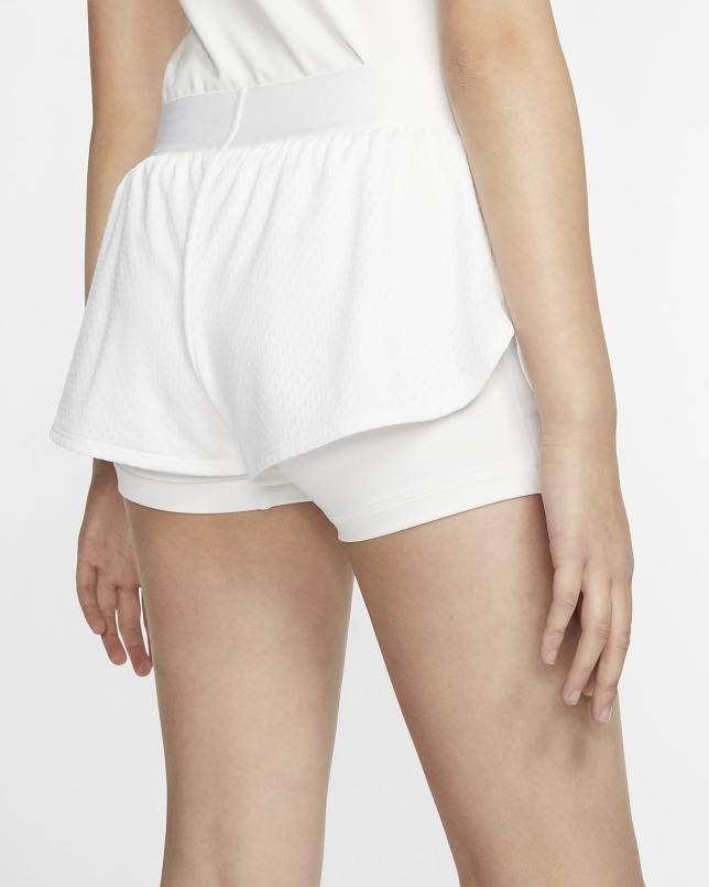NikeCourt Flex shorts tennis bambina