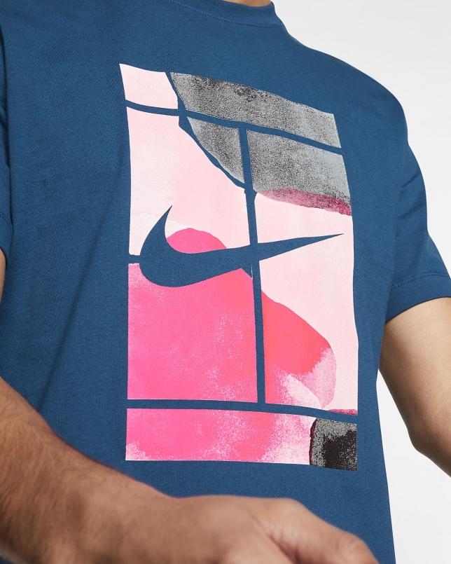 NikeCourt  T-Shirt tennis  uomo