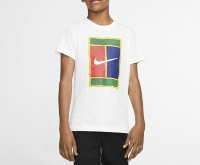 NikeCourt T-shirt  Junior