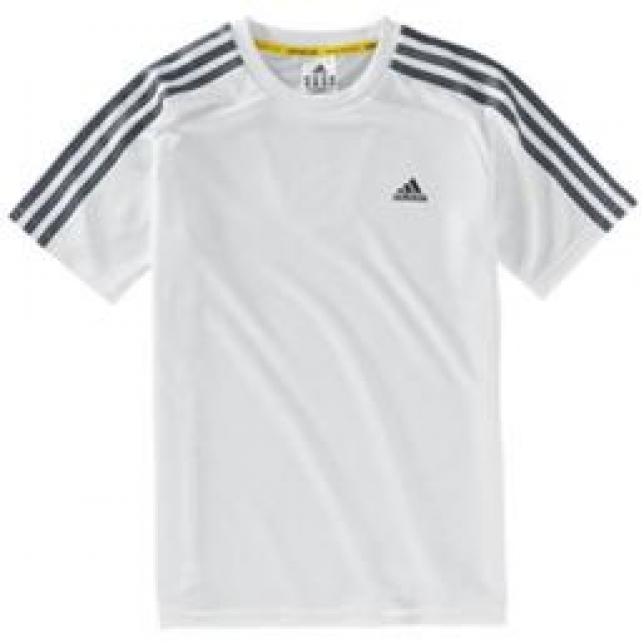 adidas t shirt uomo bianche