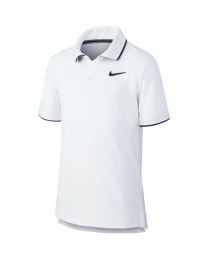 NikeCourt Dry Team Polo Bambino