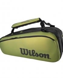 Wilson Borsa Super Tour BALDE V8 LAMA Tennis 9R