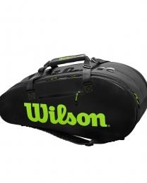 Wilson borsa Super Tour  9R  2 Compartment Tennis
