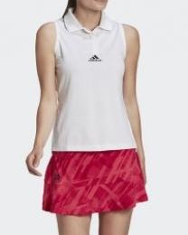 Adidas Canotta polo   MATCH HEAT.RDY Donna