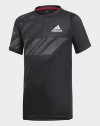 Adidas t-shirt  FREELIFT PRINTED TENNIS bambino