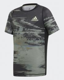 Adidas T-Shirt  NEW YORK GRAPHIC Bambino