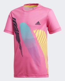 Adidas T-Shirt SEASONAL Bambino