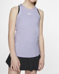 Nike Court Dri-FIT canottiera bambina