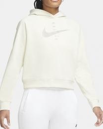 Nike Sportswear Swoosh Felpa con cappuccio donna