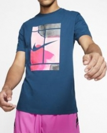 NikeCourt  T-Shirt tennis  uomo
