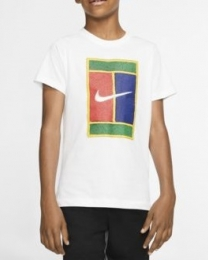 NikeCourt T-shirt  Junior